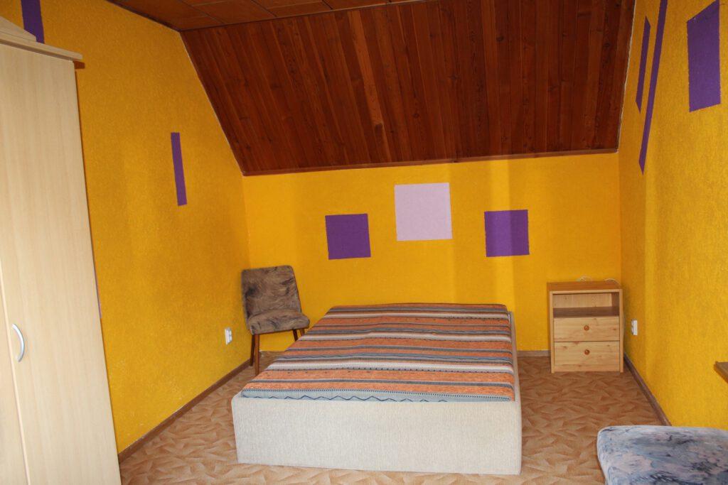 Ruppelts Ferienwohnung Schlafzimmer