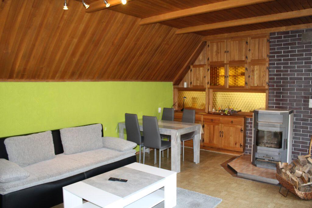 Ruppelts Ferienwohnung Wohnzimmer1